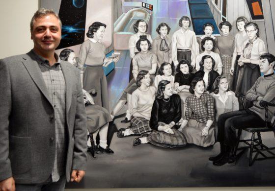 Sayat Uşaklıgil'in 'Mutlu Kalabalıklar'ı Galeri 77'de!