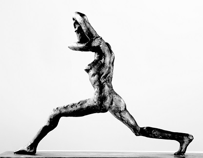 Teşvikiye Sanat Galerisi Heykel Sergisi – Uğur SEYREK ''Gölgenden Kaçamazsın''