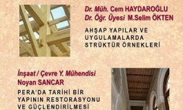 TMMOB Mimarlar Odası Anadolu 1. Büyükkent Bölge Temsilciliği Toplantı Salonu Konferans