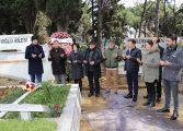 Attila Özdemiroğlu 3. ölüm yıldönümünde anıldı.