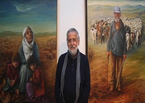 Türk Resminde Toplumsal Gerçekçilik ve Cemil Altaylı: 'Toprağın İsyanı' – Mehmet Ulusoy yazdı…