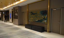 Emaar Square Mall'un duvarlarındaki işler Tülin Onat resimlerinin kopyası mı?