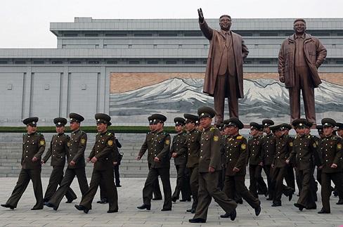 İFSAK Nurettin Erkılıç Gösteri Salonu Fotoğraf Gösterisi – Ömer Serkan Bakır 'Kuzey Kore'