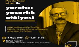 Mustafa Necati Yıldırım İle Yaratıcı Yazarlık Atölyesi