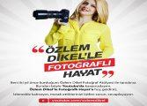 """Özlem Dikel Youtube'da: """"Özlem Dikel'le Fotoğraflı Hayat"""""""