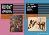 Tarih Vakfı Yurt Yayınları'nın iki yeni kitabı raflardaki yerini aldı