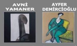 Tayyare Kültür Merkezi'nden Ayfer Demircioğlu'nun resimlerine sansür!