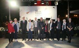 16. Tudem Edebiyat Ödülleri sahiplerini buldu