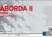 """Caddebostan Kültür Merkezi Sanat Galerisi Karma Heykel Sergisi - """"Aborda II"""""""
