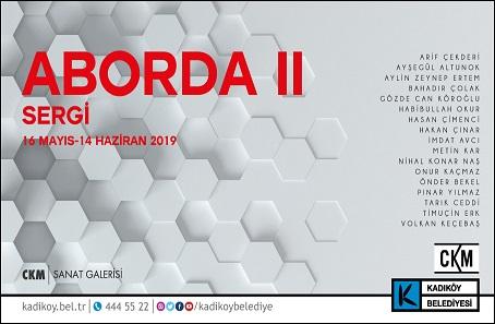 """Caddebostan Kültür Merkezi Sanat Galerisi Karma Heykel Sergisi – """"Aborda II"""""""