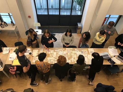 SALT Beyoğlu Panel – Kadir Has Üniversitesi'nin İstanbul Ansiklopedisi Atölyeleri