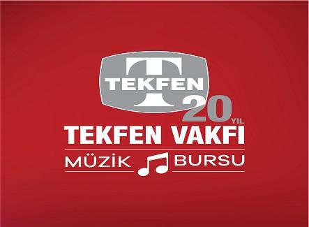 Tekfen Vakfı Müzik Bursu programını başlatıyor!