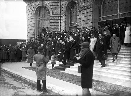 Yapı Kredi Kültür Sanat Yayıncılık Hoş Geldin Gazi – Atatürk'ün İstanbul Günleri (1927–1938) Sergisi