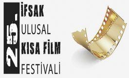 25. İFSAK Ulusal Kısa Film Festivali ödülleri sahiplerini buldu.