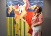 Nazan Pamuk'un boyunduruğa girmeyen atları!