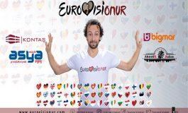 EUROVISION'a yıllardır katılmayan Türkiye, EUROVISIONUR sayesinde özlem gideriyor!