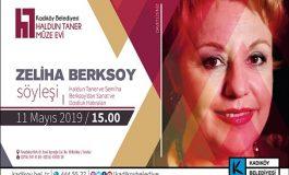 """Kadıköy Belediyesi Haldun Taner Müze Evi Söyleşi - Zeliha Berksoy """"Haldun Taner ve Semiha Berksoy'dan Sanat ve Dostluk Hatıraları"""""""