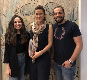 'BOMONTİ'ye DBA DESIGN EFFECTIVENESS AWARD Ödülü