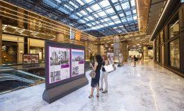 'Mimarlık Yıllığı' sergisi açıldı!