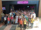 Çocuklar Sinemayla Tanıştı