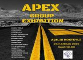 ArtıKare Sanat Merkezi Grup Sergisi - 'APEX'