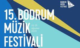 BODRUM MÜZİK FESTİVALİ 15. YAŞINDA!