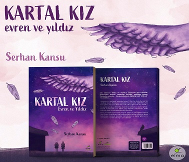 """Serhan Kansu'dan """"KARTAL KIZ: Evren ve Yıldız"""""""