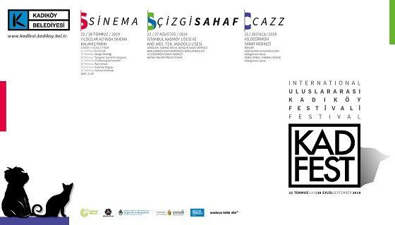 """""""KADFEST Uluslararası Kadıköy Festivali"""""""