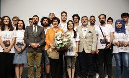 Türk Sineması Yaz Okulu Hülya Koçyiğit'i ağırladı