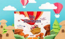 """Yandex'ten çocuklara hediye kitap: """"İLK HARİTAM"""""""