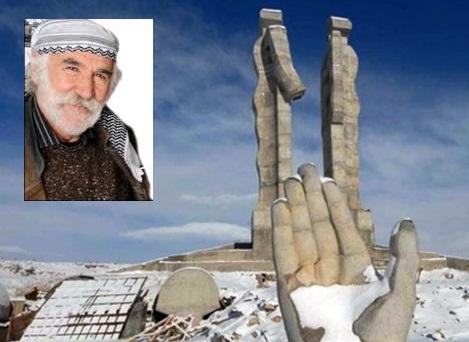 """Mehmet Aksoy: """"İnsanlık Anıtı'nı yeniden yapacağım"""""""