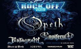 'Rock Off 2019'