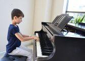 8 yaşında Mimar Sinan'a girdi!