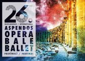 26. ULUSLARARASI ASPENDOS OPERA VE BALE FESTİVALİ