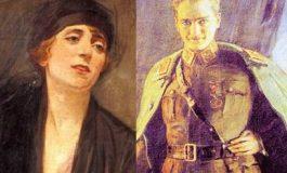 Mustafa Kemal'in Mihri Müşfik Hanım'a verdiği poz - Aysu Altaş yazdı...