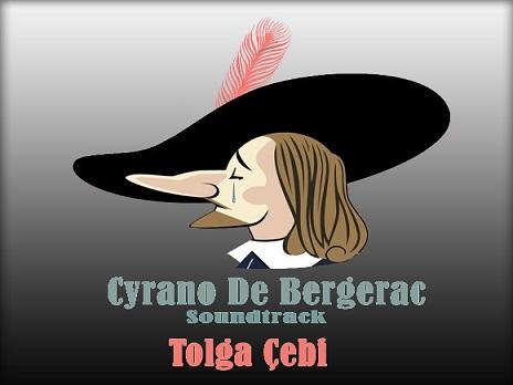 """Tolga Çebi'den """"Cyrano de Bergerac – Tiyatro Müzikleri"""" albümü"""