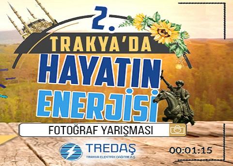 """""""Trakya'da Hayatın Enerjisi"""" konulu fotoğraf yarışması"""