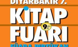 Diyarbakır 7. Kitap Fuarı Etkinlik Programı Açıklandı