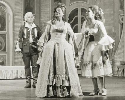Bir Opera Sanatçısının Anıları