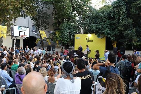 'Moğollar' Efsanesi 'Kadıköy Plak Günleri'ndeydi!