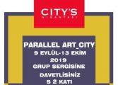 City's Nişantaşı AVM Grup Sergisi - 'PARALLEL ART_CITY'
