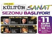 Beykoz'da 2019-2020 Kültür-Sanat Sezonu Başlıyor