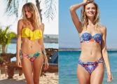 Sezonun Gözdesi Straplez Bikini Modelleri