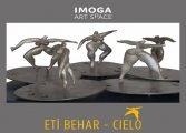 """IMOGA Art Space Heykel Sergisi - Eti Behar """"Cielo"""""""
