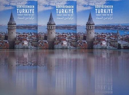 'Gökyüzünden Türkiye'