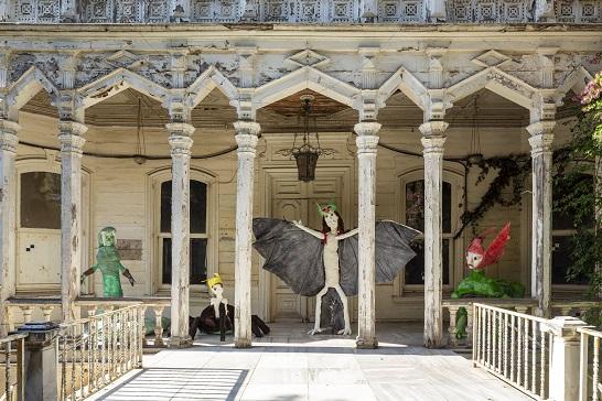 Evrim Altuğ 16. İstanbul Bienali'ni değerlendirdi