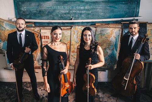 "Pera Müzesi ""Semplice Quartet"" ile Sohbet ve Bach Dinletisi"