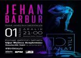 Jehan Barbur'den Anlamlı Konser