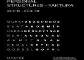 "Martch Art Project Sergi - ""Personal Structures - Faktura"""