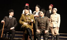 """Mustafa Kemal"" kitabı sahneye taşındı"